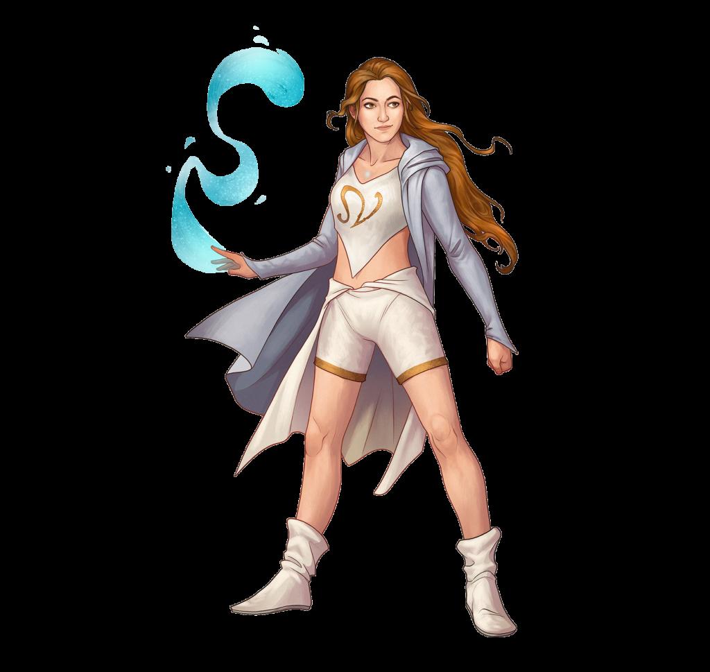 Personaje Alise