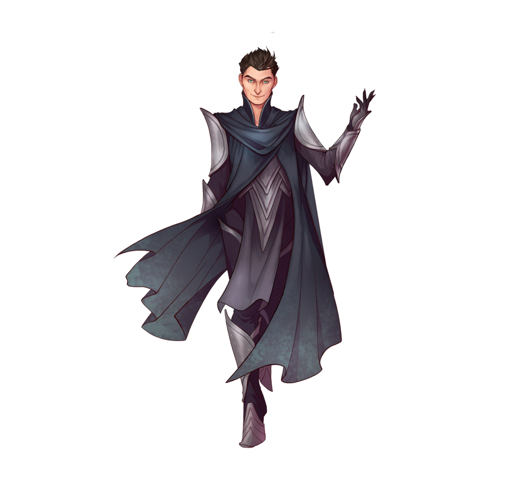 Personaje Verion