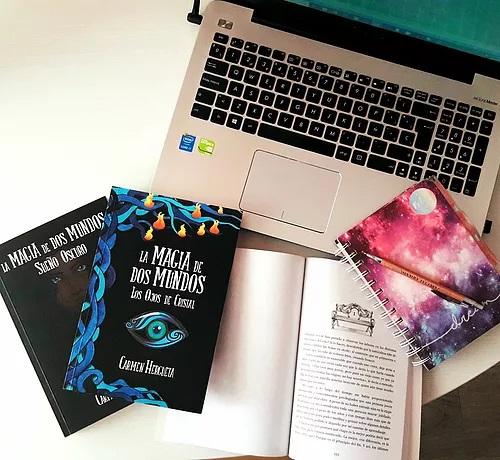 curiosidades sobre mis libros